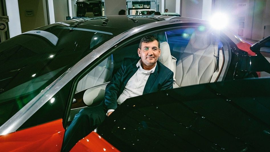 Hybridmodell: Volkswagen-Personalvorstand Gunnar Kilian war Betriebsrat