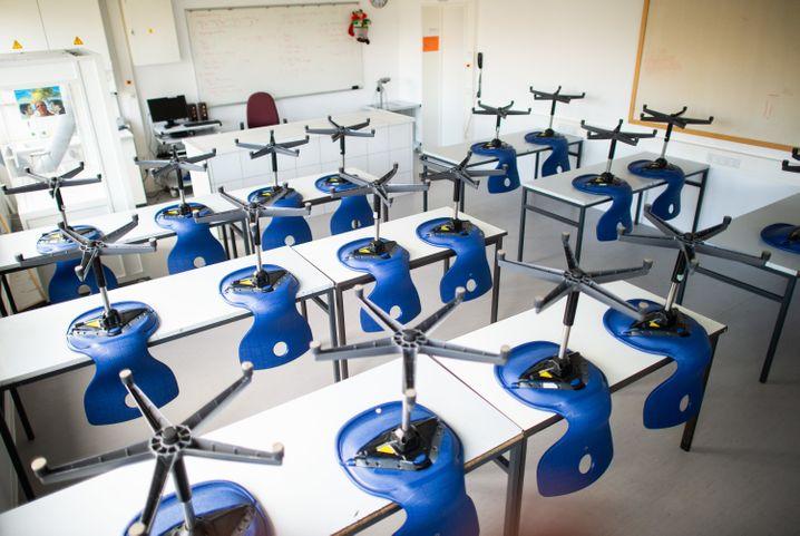Nordrhein-Westfalen will die Schulen bis Mitte nächster Woche schließen