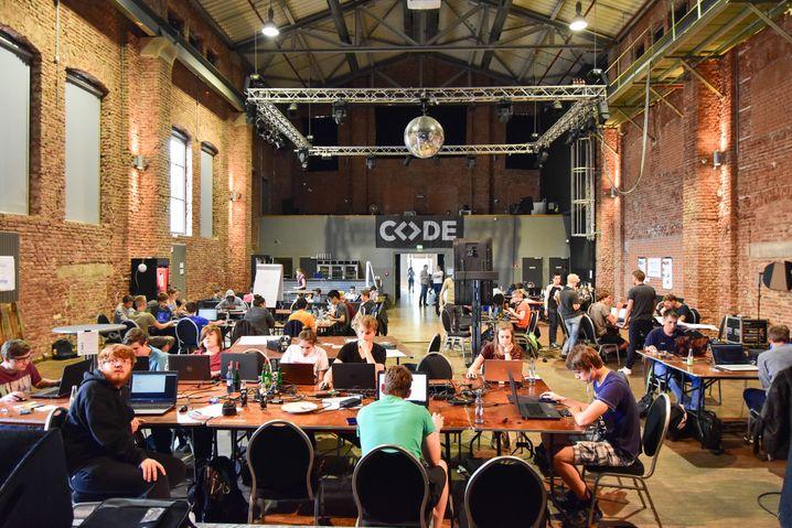 Die Code-University in Berlin ist Vorbild für viele private Initiativen im Bereich der digitalen Bildung.