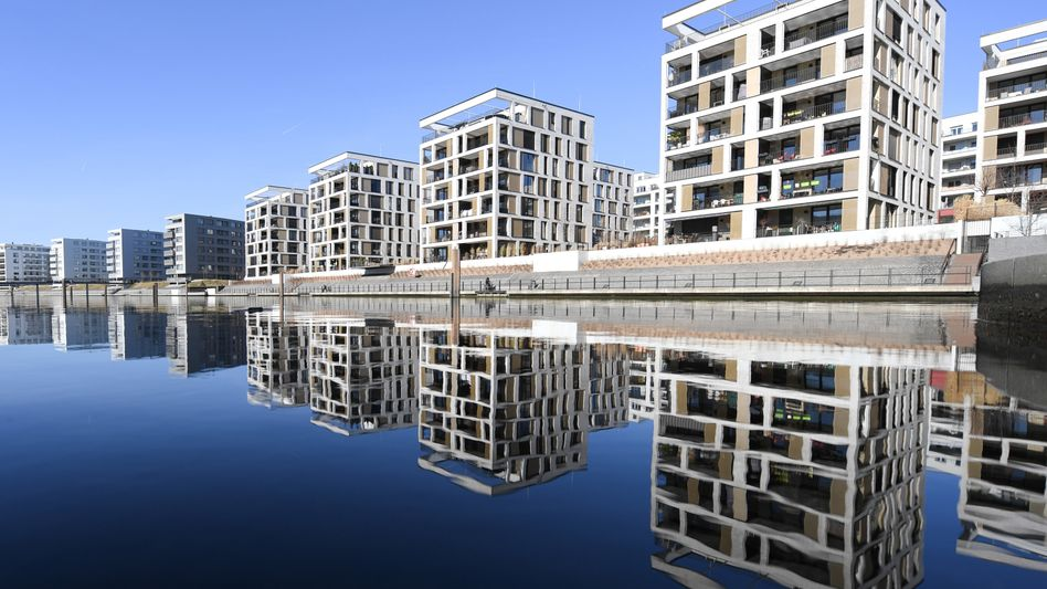 Neubauten in Offenbach am Main