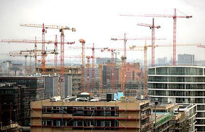 Stillstand Deutschland: Die OECD sagt ein Schrumpfen der Wirtschaft um 5,3 Prozent voraus
