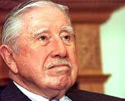 Ex-Diktator Augusto Pinochet: Ein Anhänger von Friedmans Theorien