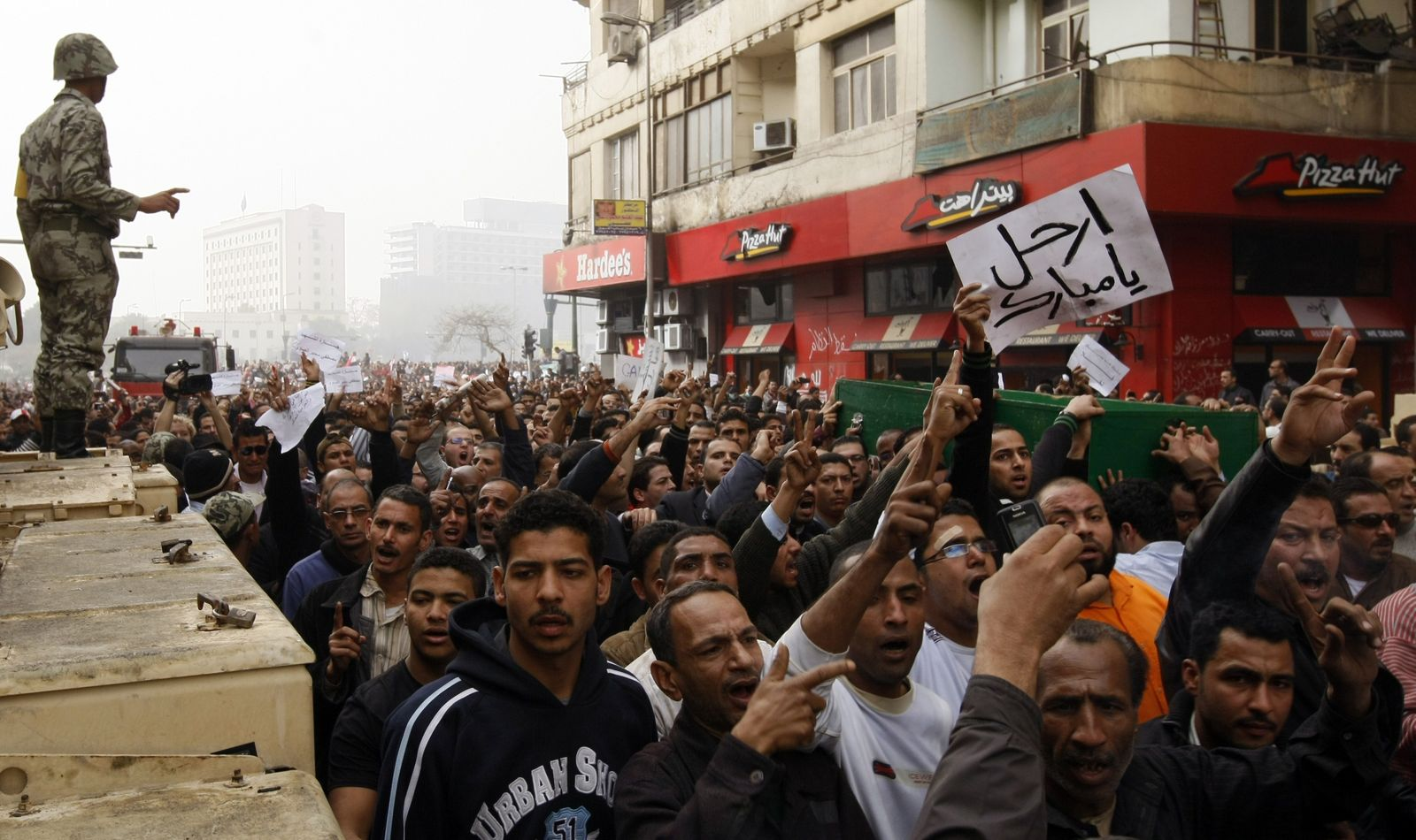 Ägypten / Unruhen
