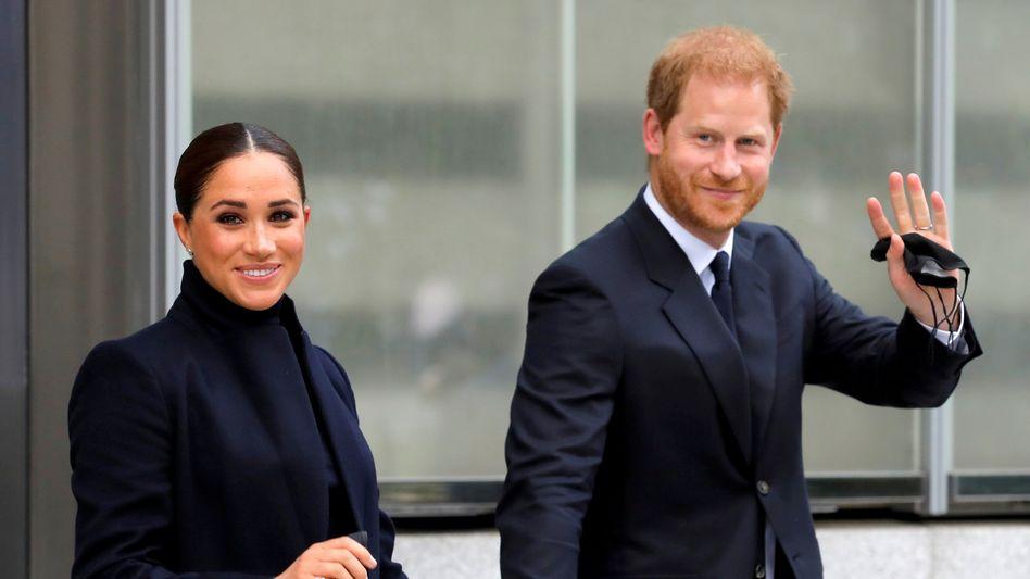 Ex-Royals mit Nachhaltigkeits-Credo: Herzogin Meghan und Prinz Harry steigen bei der Investmentfirma Ethic ein, die sich auf nachhaltige Geldanlagen spezialisiert