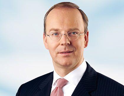 Künftiger Commerzbank-Primus: Martin Blessing gilt seit Längerem als Kronprinz von Klaus-Peter Müller