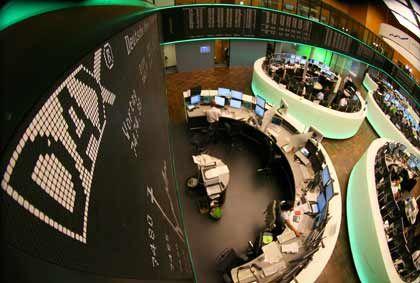 Klare Verluste zum Start in die neue Handelswoche: Börse Frankfurt auf Talkurs