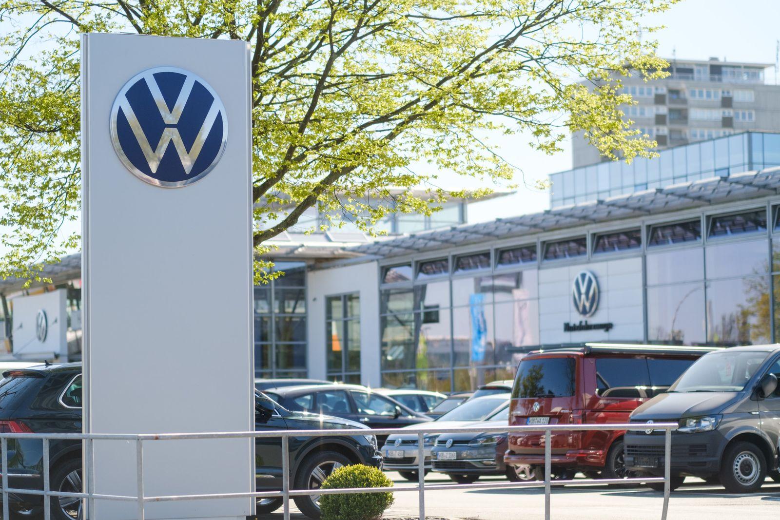 Coronavirus - Volkswagen fordert staatliche Kaufprämie