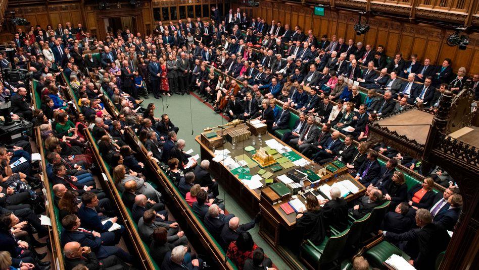 Rund 650 Parlamentarier des britischen Unterhauses (House of Commons) müssen am 29. Januar über einen Plan B ihrer Regierungschefin Theresa May abstimmen