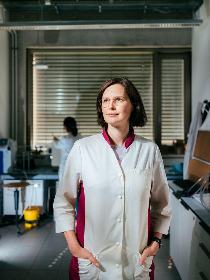 """Ulrike Kramm wurde in der Kategorie """"Mobilität und Energie"""" geehrt"""