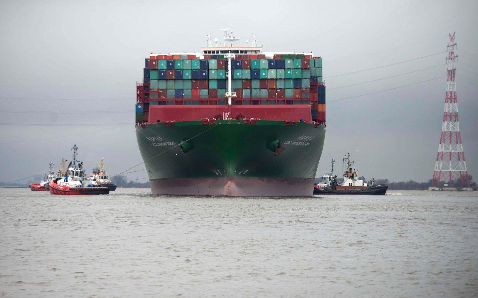 Elbe/ Indian Ocean auf Grund gelaufen (Kopie)