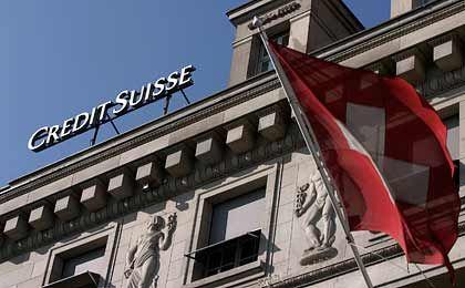 Verkraftbare Risiken?:Schweizer Bank Credit Suisse