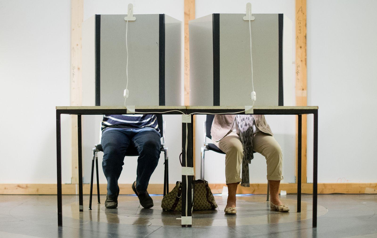 NUR FÜR SPAM Bundestagswahl 2013