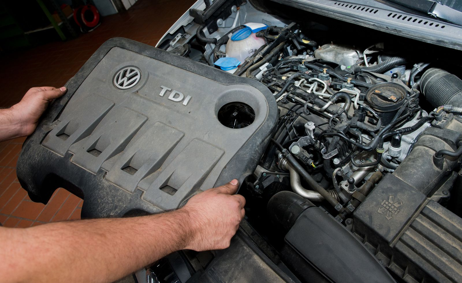 Umrüstung / Diesel / VW