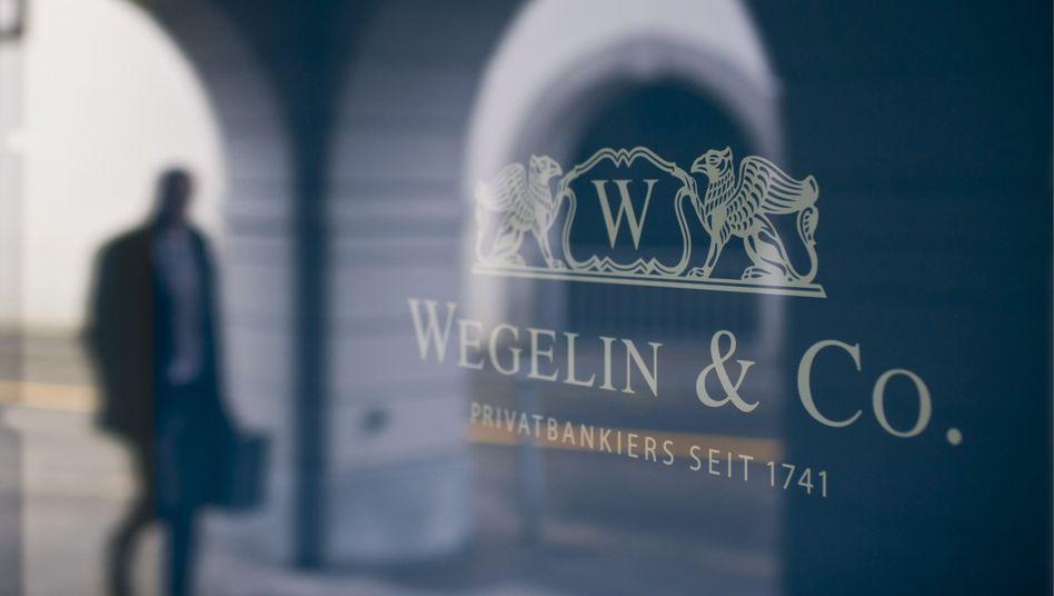 Betrieb eingestellt: Ein Steuerskandal in den USA wurde der Schweizer Bank Wegelin zum Verhängnis.