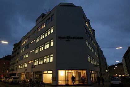 Die Zentrale der Hypo Real Estate: Faktisch gehört das Kreditinstitut schon dem Staat