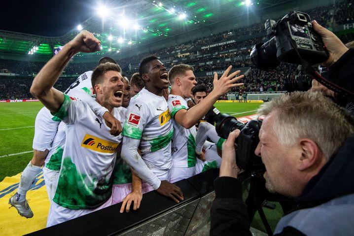 Borussia Mönchengladbach war die erste Profi-Mannschaft, die einen Gehaltsverzicht in Deutschland verkündete