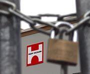 Holzmann-Baustelle: Sanierungskonzept ausgeschlossen