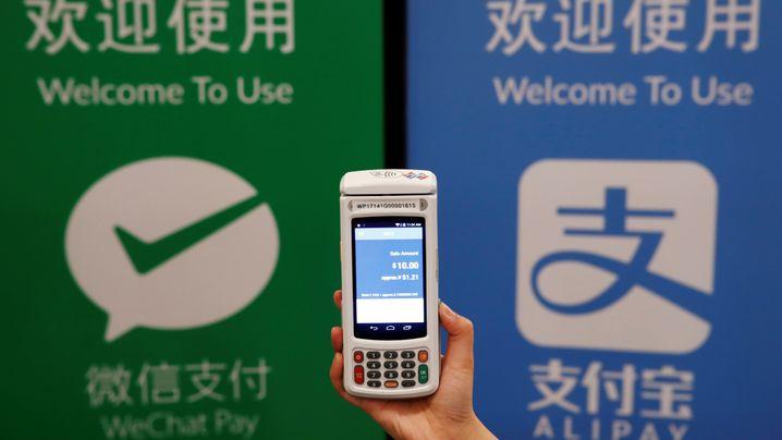 Mobiles Bezahlen in China: Wie die Chinesen die Bargeld-Ära beenden