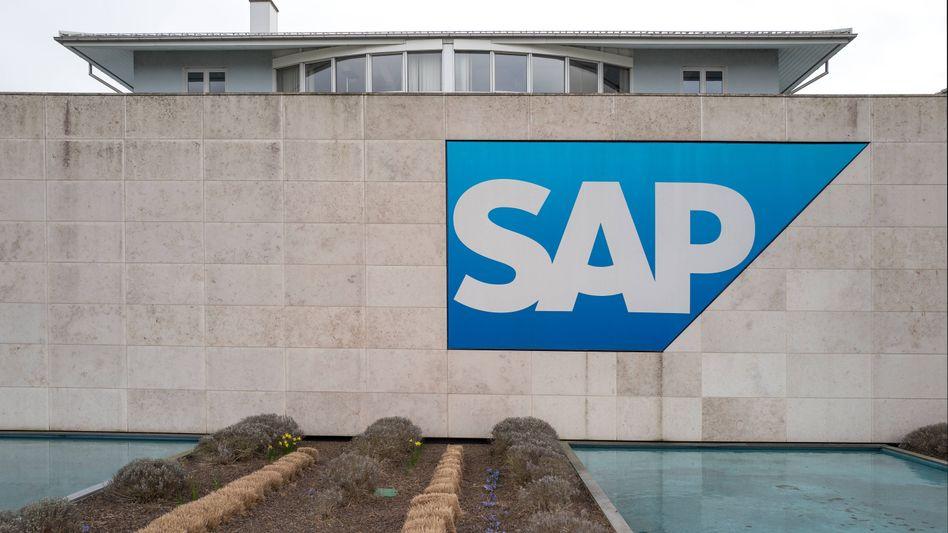 SAP-Hauptquartier in Walldorf: Die Deutschen wollen Mehrheitseigner von Qualtrics bleiben
