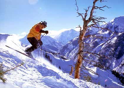 Tiefschnee: Wunderbares Wedeln in den Highlands von Aspen
