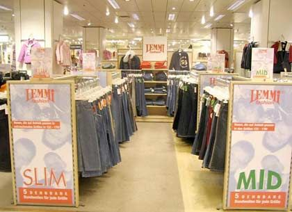 Funkende Kleidungsstücke: Der Mittelständler Lemmi Fashion setzt die RFID-Technik seit zwei Jahren ein