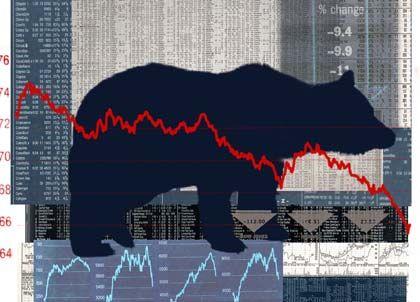 Im Schatten des Bären: In den Büchern deutscher Banken lauern noch Risiken in dreistelliger Milliardenhöhe