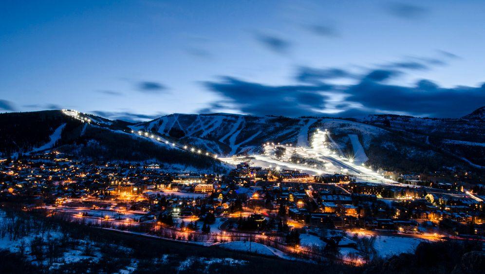 Park City: Skispaß und Weltstars in Utah