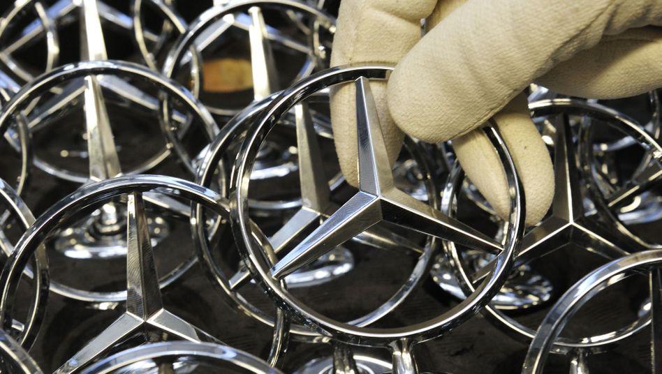 Daimler: Mit Notausgang in die Tognum-Beteiligung