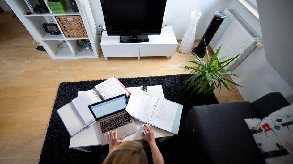 Homeoffice: Tausende Firmen und ihre Mitarbeiter nutzen jetzt die neuen Möglichkeiten