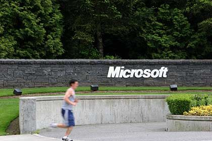 Angriff auf Microsoft: Google hat Beschwerde gegen den Softwarekonzern aus Redmond eingelegt