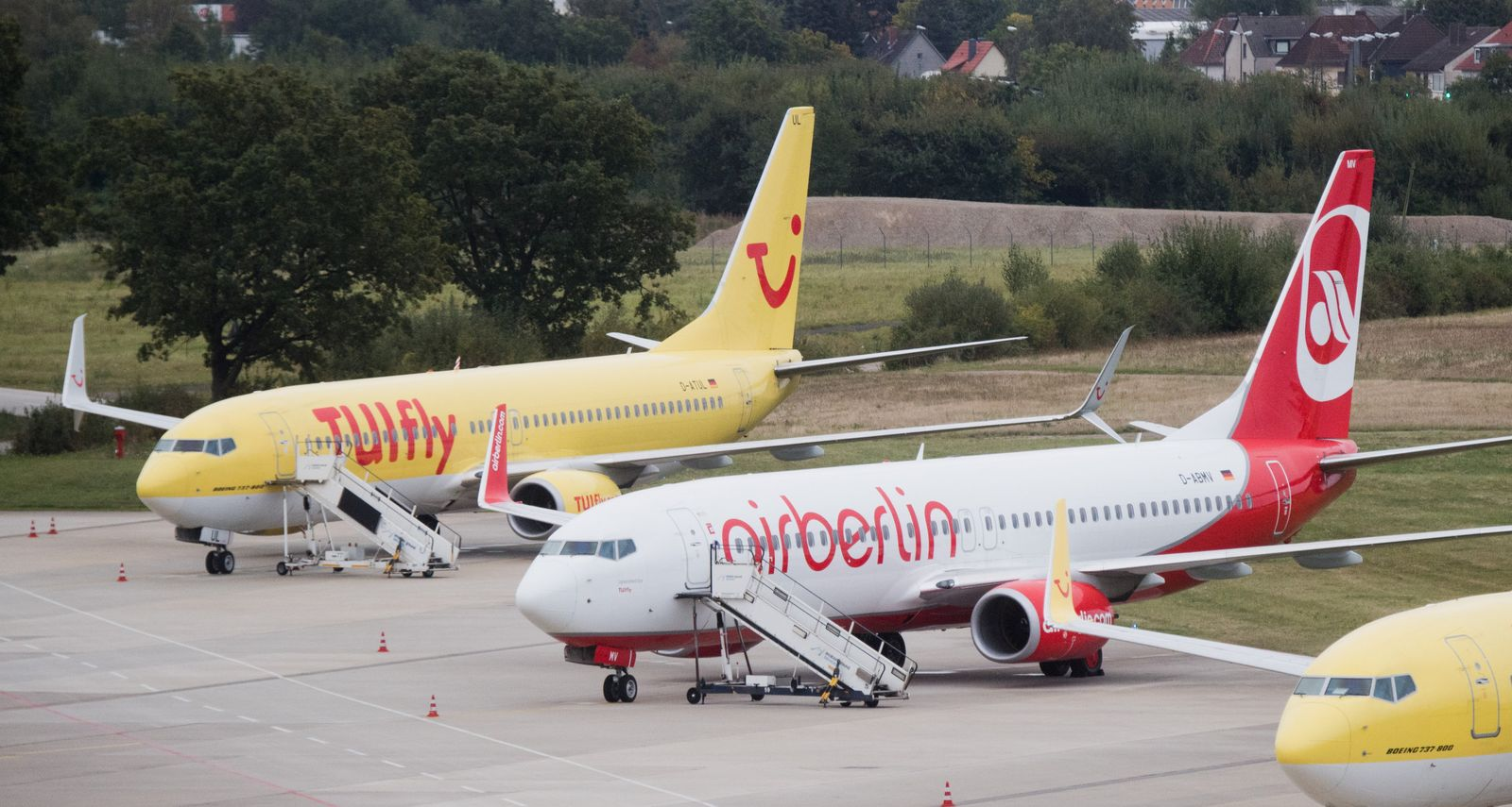 Tuifly / Air Berlin
