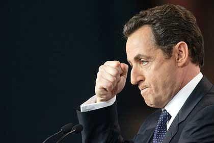 """Nicolas Sarkozy lässt keinen Zweifel an seinem Willen zum """"ökonomischen Patriotismus"""". So nennen die Franzosen das, was der Rest der Welt als Protektionismus bezeichnet."""