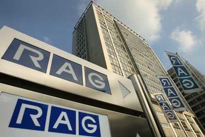 RAG-Konzernzentrale in Essen: Großaktionäre sind offenbar verärgert über RAG-Chef Werner Müller