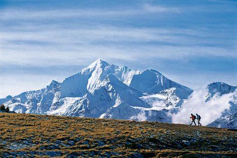 Beharrlich zum Gipfel: Die Schweiz ist das wettbewerbsfähigste Land der Welt