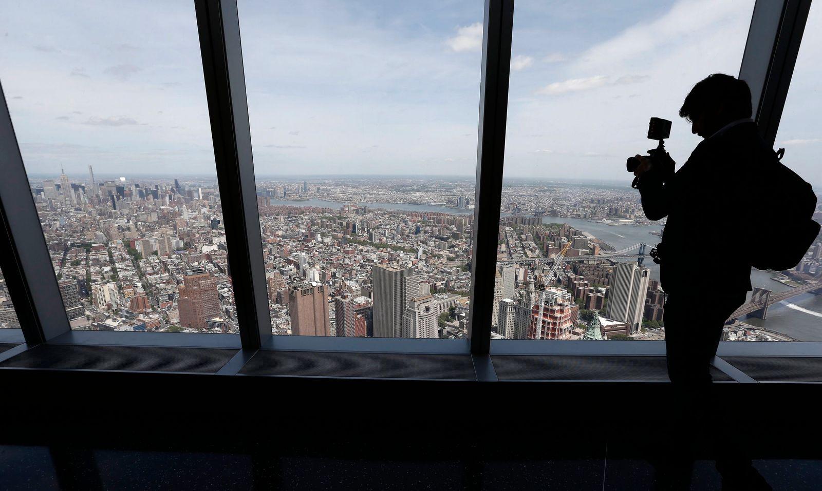 One World Trade Center Aussicht