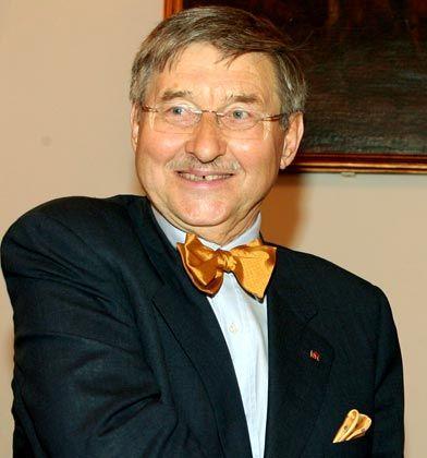 Einer der prägenden Ökonomen in den neunziger Jahren: Horst Siebert