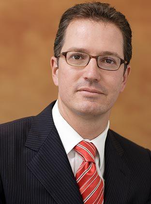 Neuer Firmenkundenchef: Manager Fischedick