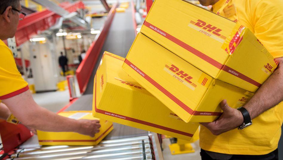DHL: Die Pakettochter der Deutschen Post tritt auf die Bremse