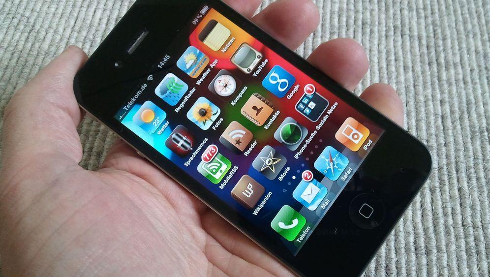 iPhone 4 im Test: Schmaler, schlauer, schneller