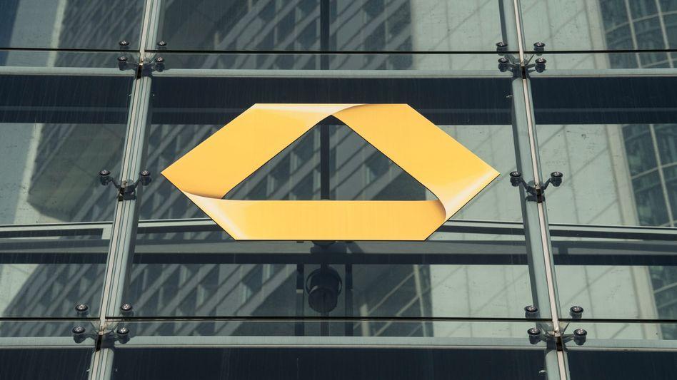 Abbau: Zentrale der Commerzbank in Frankfurt am Main