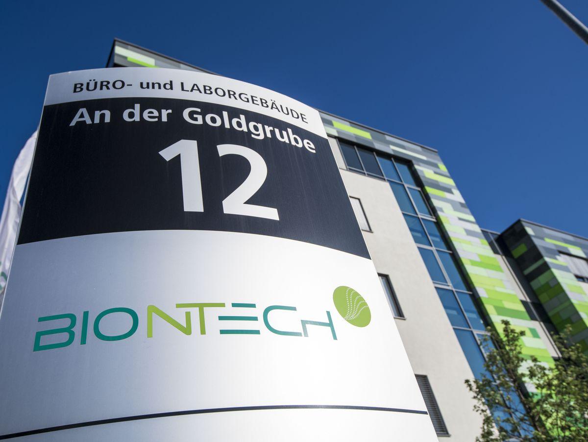 Biontech Goldgrube