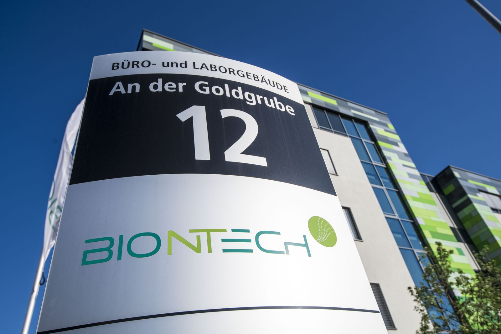 Biontech / Zentrale