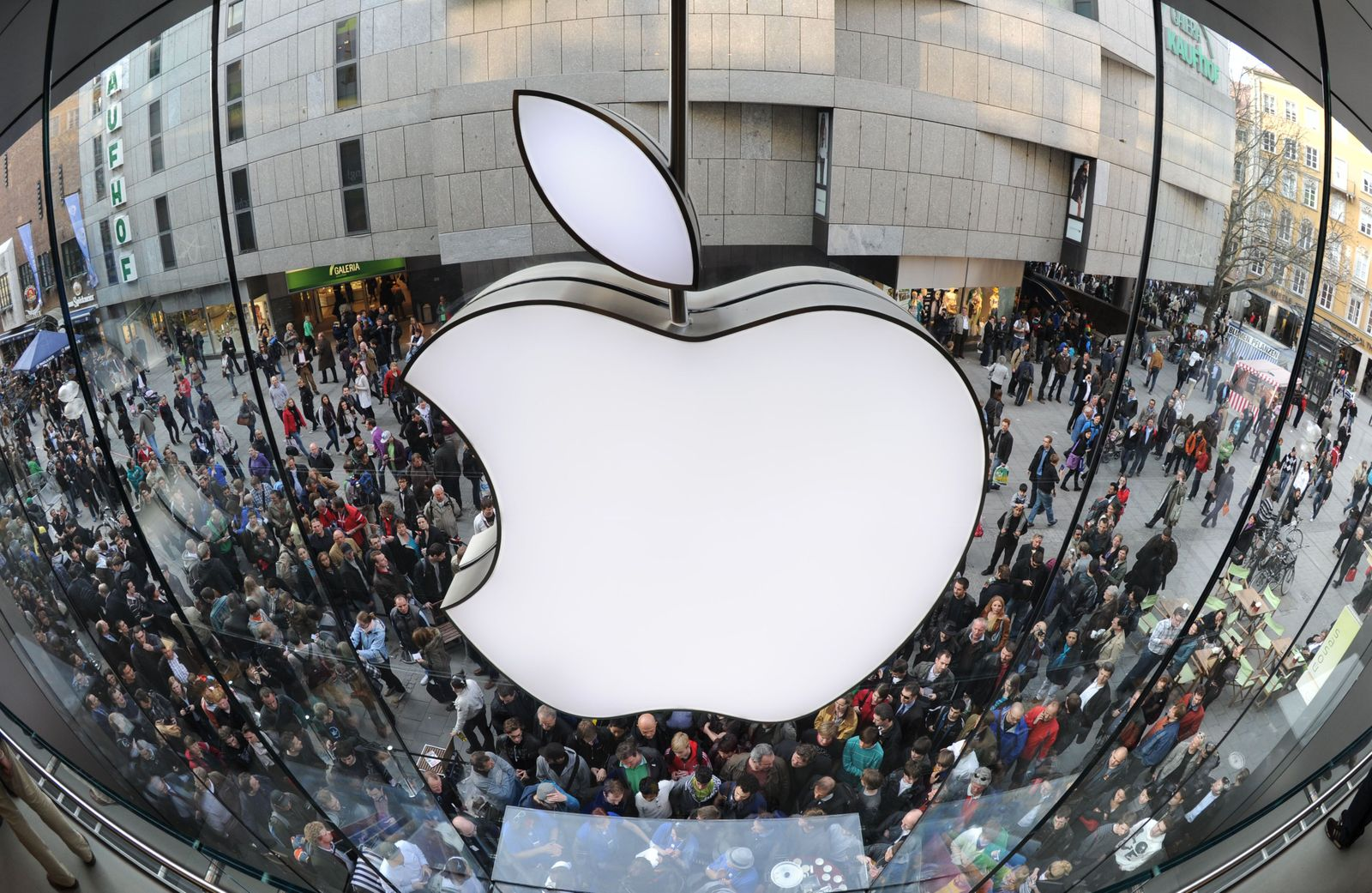 Apple / München