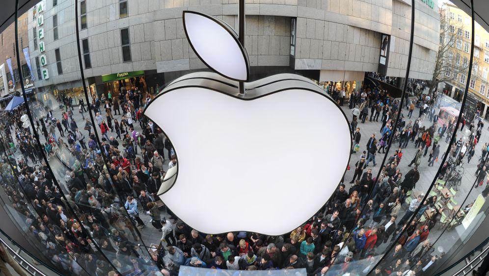 Marktwerte-Ranking: Apple triumphiert, Nestlé profitiert