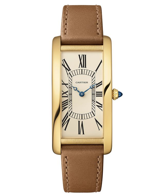 SIHH | Watches and Wonders | Cartier Tank Cintrée