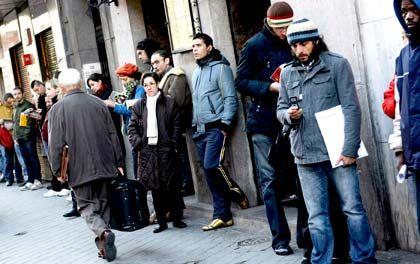 Arbeitslose in Spanien: Erwerbslosenquote könnte auf mehr als 13 Prozent gestiegen sein