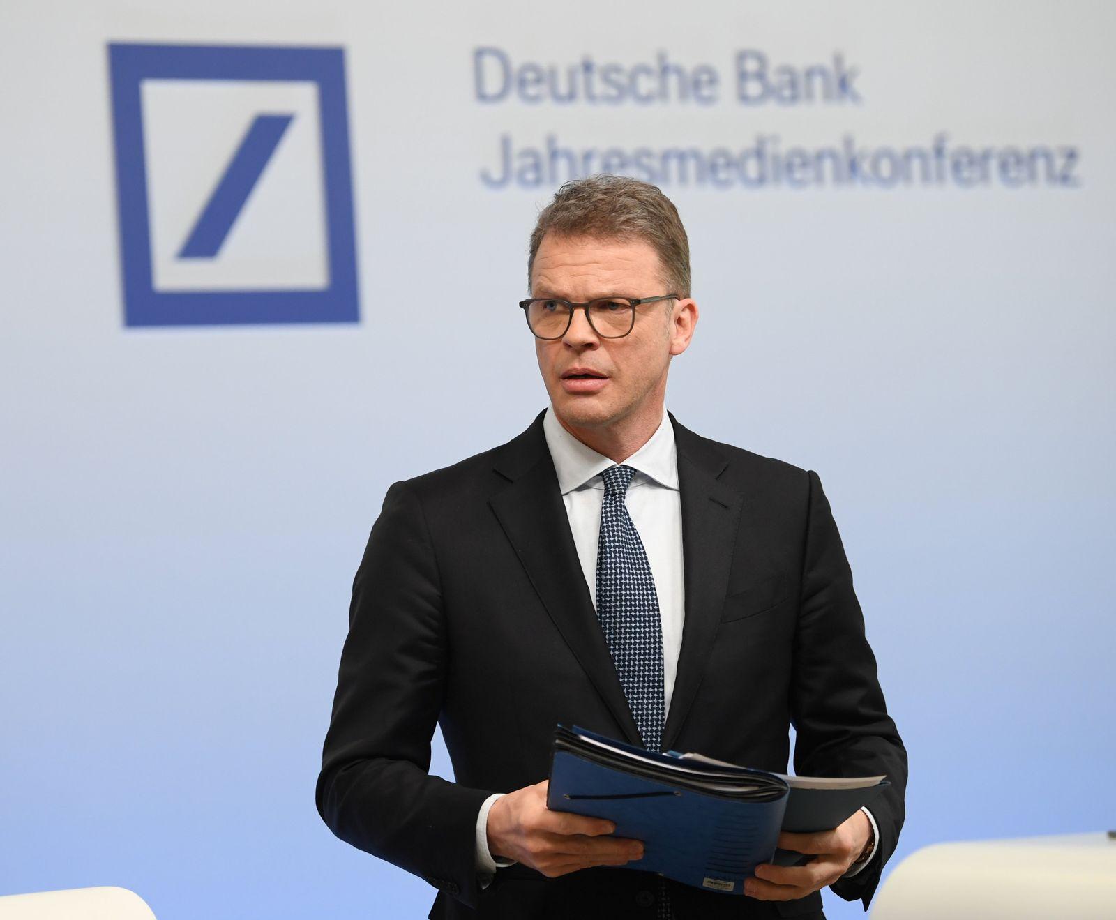 Deutsche Bank mit Quartalszahlen