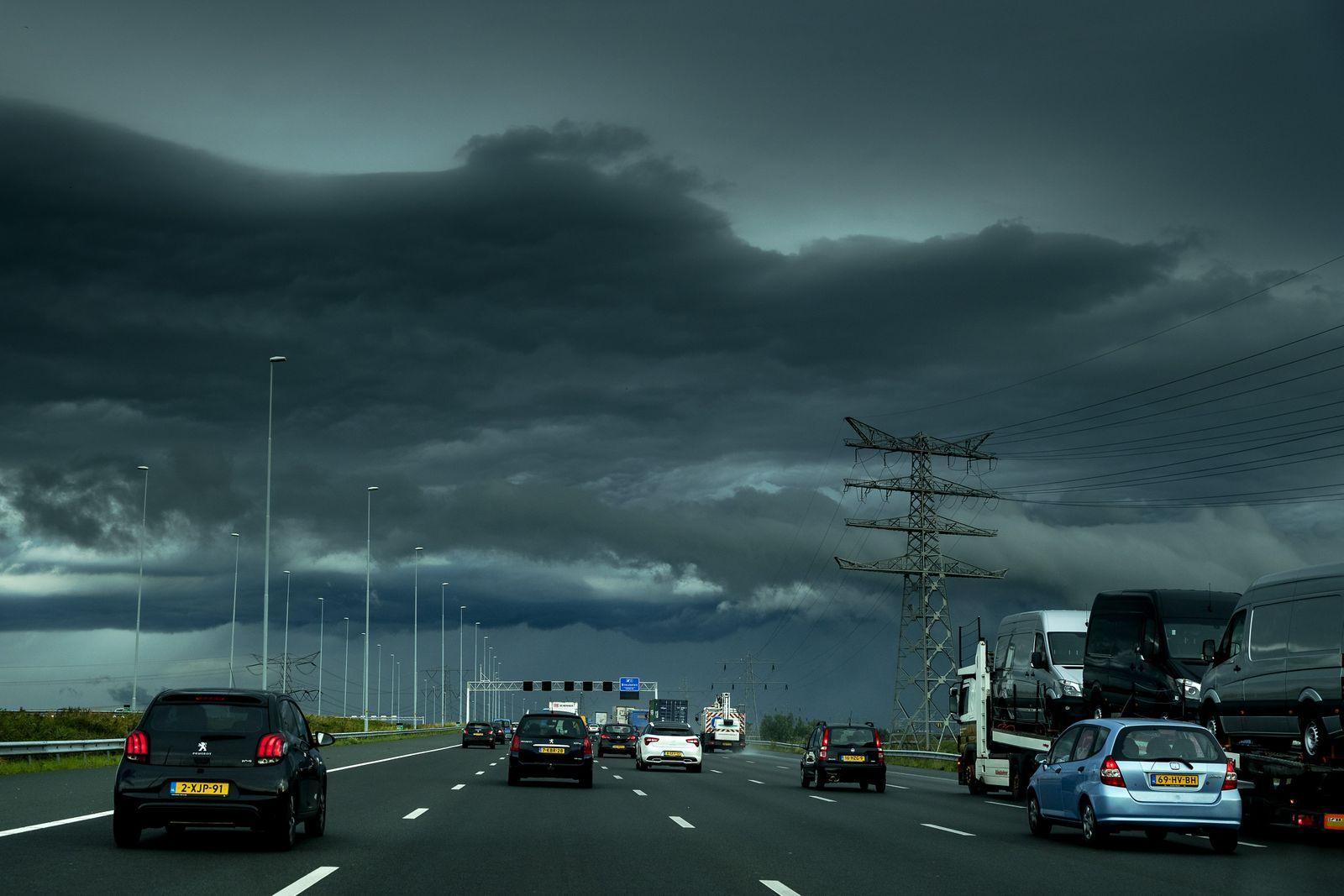 Autobahn Niederlande / Holland