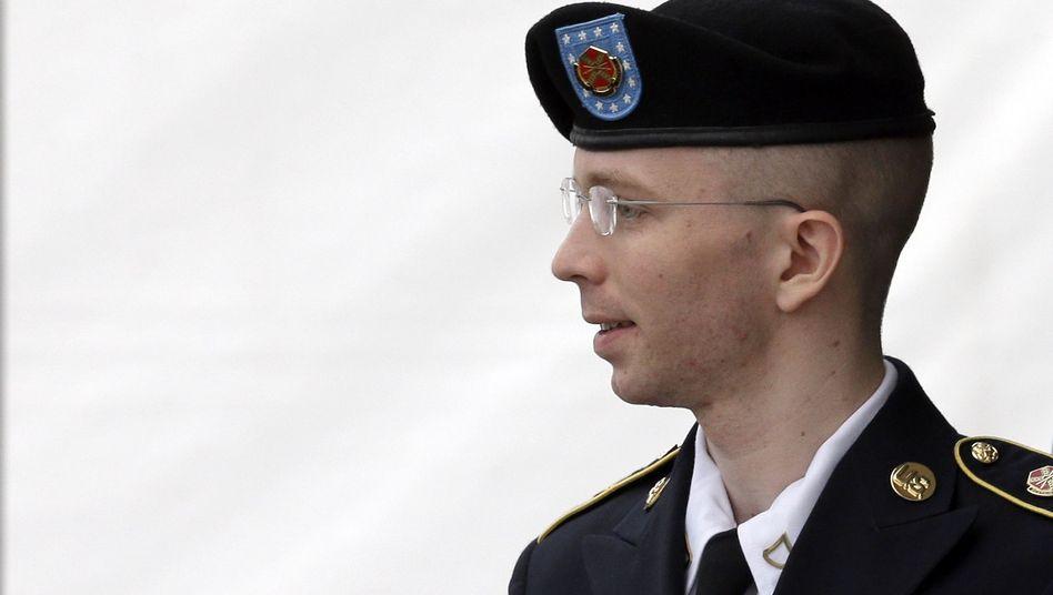 Verurteilter Whistleblower: Bradley Manning will künftig als Chelsea Manning