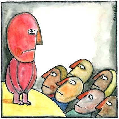 Exponierte Lage: Börsianer schauen ganz genau hin, was die Unternehmen derzeit vermelden.
